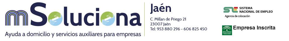 mSoluciona Jaen Logo